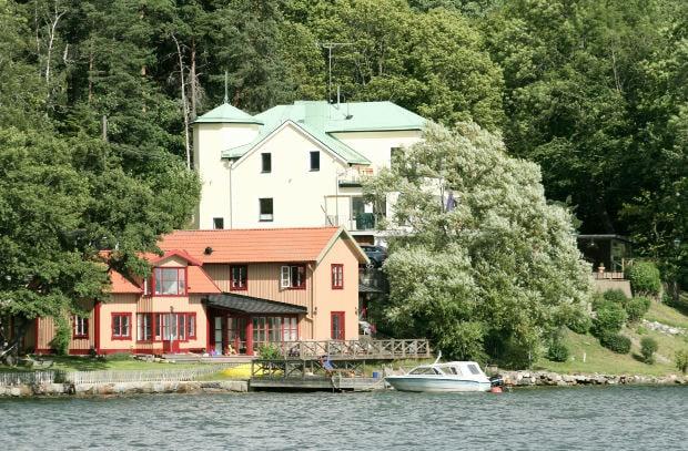 Villa in the Stockholm archipelago (Skärgård), Sweden