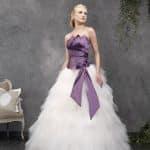 Se marier en blanc ou choisir une robe de mariée de couleur ?