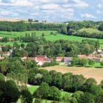 La région Bourgogne